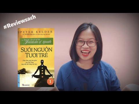 SUỐI NGUỒN TƯƠI TRẺ 1|| Review sách và làm mẫu tập || NinhLuong