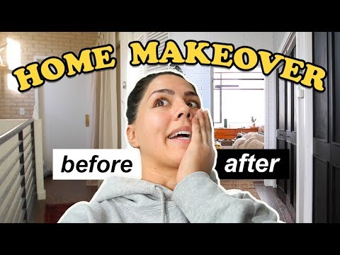 DIY 48 Hour Home Makeover Challenge