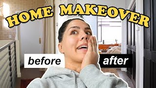 DIY 48 Hour Home Makeover Challenge