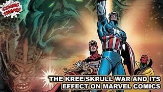 The Kree-Skrull War & Its Effect on Marvel's Event Comics