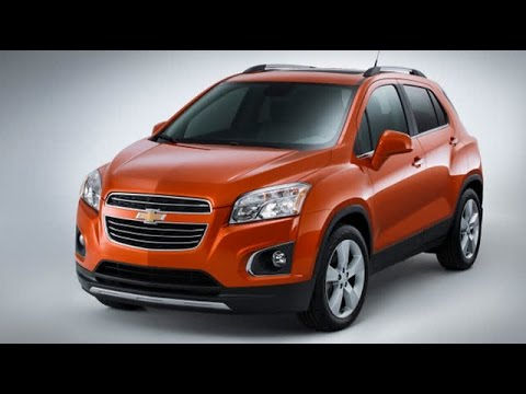 Crossover - The 2016 Chevrolet Trax