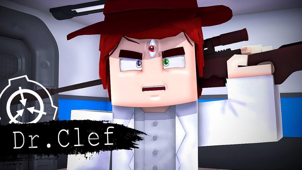 DR. CLEF'S ORIGIN STORY! | Minecraft SCP Foundation