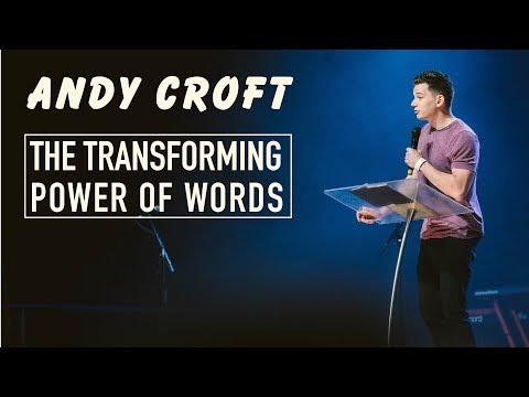 The Transforming Power Of Words