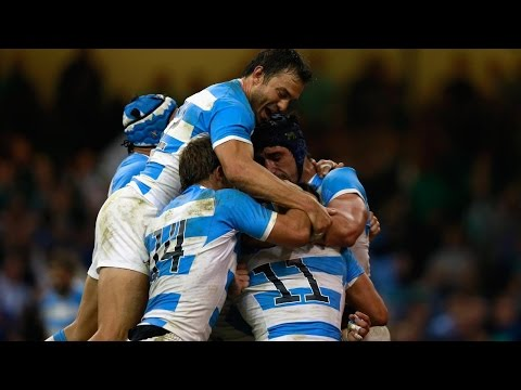 Ireland V Argentina - Match Highlights And Tries - RWC 2015