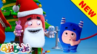 ODDBODS | Babybods Visit Santa Fuse | CHRISTMAS 2020 | Cartoons For Kids