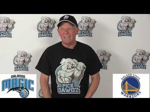 Golden State Warriors vs Orlando Magic 1/18/20 Free NBA Pick and Prediction NBA Betting Tips