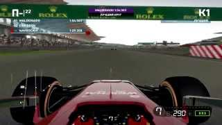 F1 2014. Прохождение карьеры. Часть 2. Гран-При Малайзии. Сепанг