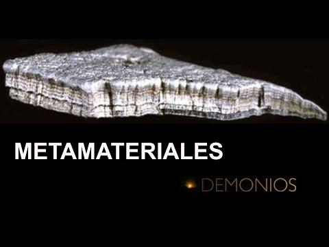METAMATERIALES  - Su relación con el Fenómeno OVNI