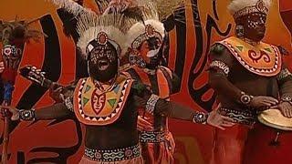 Comparsa. Afrika SEMIFINALES | Carnaval Cádiz 2014