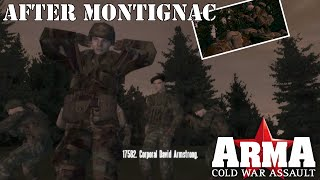 "ARMA: Cold War Assault (Operation Flashpoint: Cold War Crisis) Mission 7 ""After Montignac"""