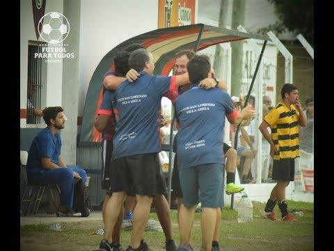 San Lorenzo de Villa Adela 1 0 Comunicaciones Concordia