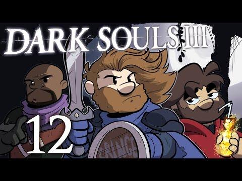 Dark Souls III Let's Play #12 - The Big Sleep