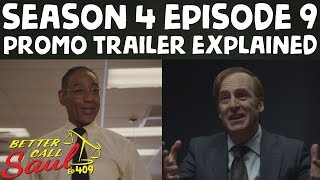 Better Call Saul Season 4 Episode 9 NEW Promo Trailer Breakdown & Predictions!