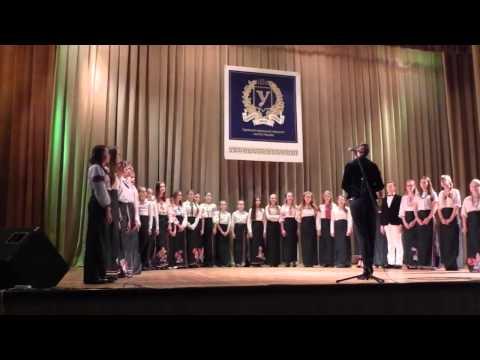 Мы поём веселья песни- хор Con anima