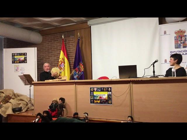 Jornada de Folkore Tradicional Guadalajara y Segovia - Ismael Peña Pozas (II)