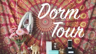 College Dorm Tour | ItsMandarin