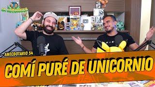 La Cotorrisa - Anecdotario 54 - Comí puré de unicornio