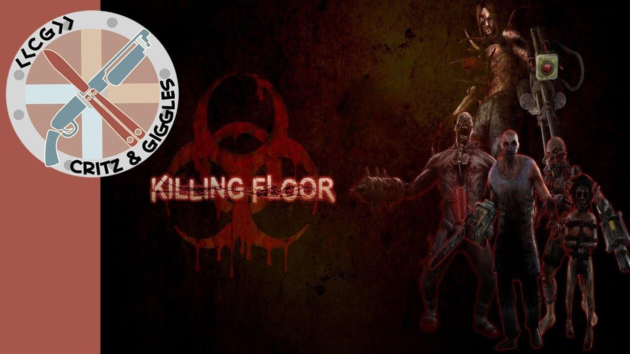 Ultimate Pew Pew (Killing Floor)