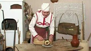 Чигит (Чăкăт) - чувашская запеканка (Чувашская кухня)
