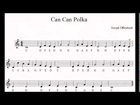 Can Can Polka