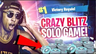 HOW TO EARN FREE VBUCKS! MY FUNNIEST SOLO DEATH MOMENT! Fortnite Battle Royale