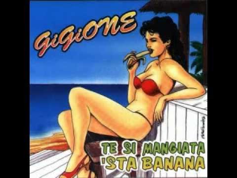 Gigione - Comme sì crisciuta