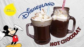 Горячий шоколад из Диснейлэнда  Disneyland hot chocolat