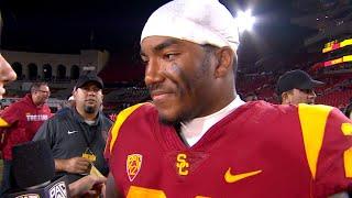 True freshman Kenan Christon recaps his first career collegiate game