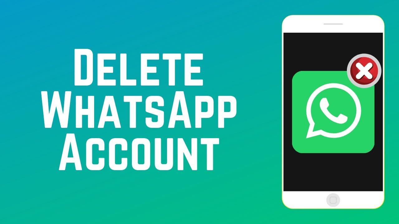How to Delete WhatsApp Account | WhatsApp Guide Part 9