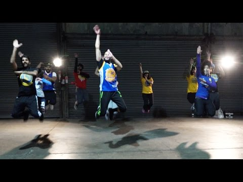 Bhangra Empire - Work Freestyle - Bollywood Night 2016 Shout Out