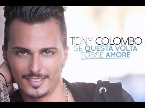 Radio Catanzaro Centro: intervista TONY COLOMBO a cura di Luigi Mussari