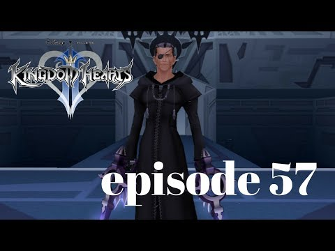 Kingdom hearts 2 maitre épisode 57 sniper
