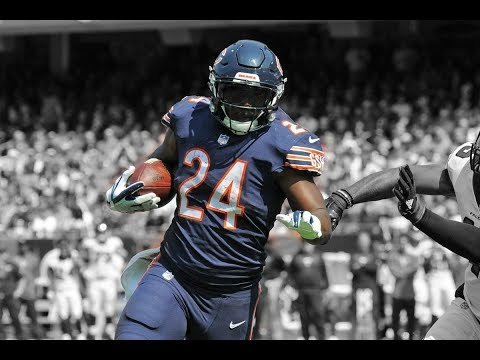 "Jordan Howard || ""Running Back"" 