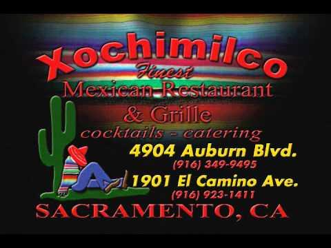 Mexican Food Xochimilco Restaurant Sacramento