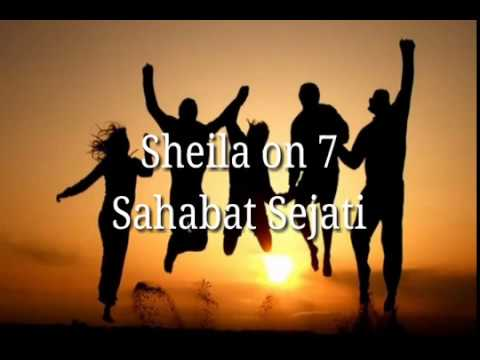 Sheila On 7 ~ Sahabat Sejati (Lyrics)