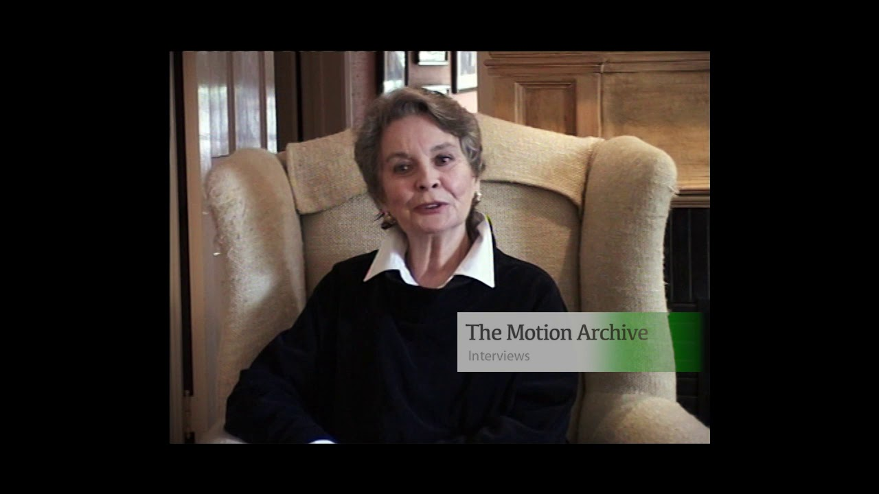 Download Interview with Jean Simmons on 'Buddwing'