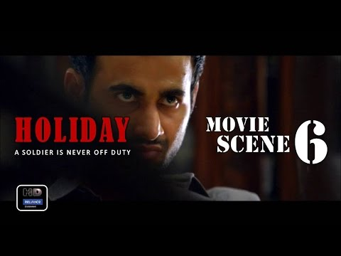 Holiday 2014  Movie  6  Akshay Kumar,Sonakshi Sinha