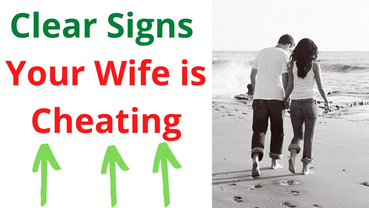 how to know your wife is cheating