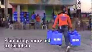Noodhulp in de Filipijnen