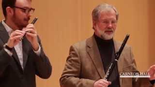 Carnegie Hall Piccolo Master Class: Beethoven's Symphony No. 9
