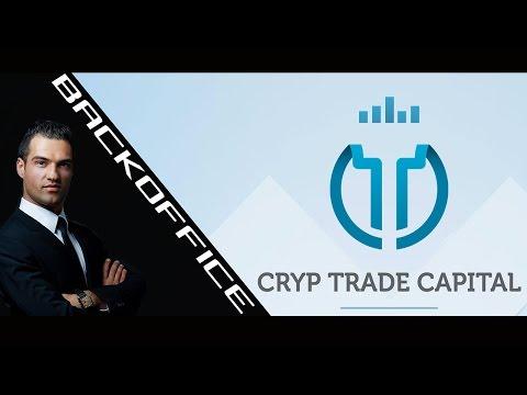 Cryp Trade Capital Backoffice