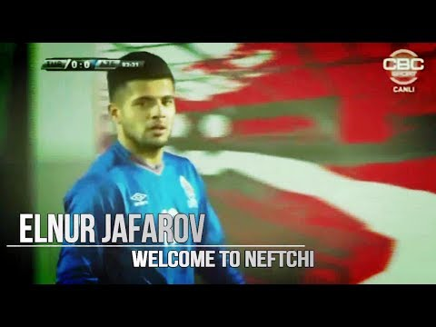 Elnur Jafarov  ● Young Talent ● Welcome to Neftchi HD by Az Scout