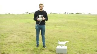 Tutorial: cómo hacer volar un drone