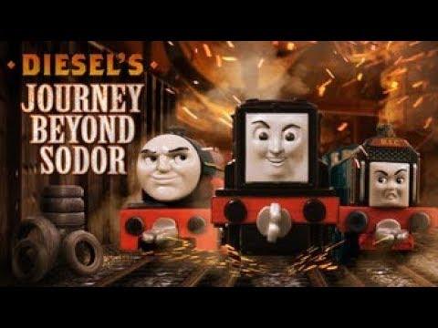 Diesel's Journey Beyond Sodor | Thomas Creator Collective | Thomas & Friends