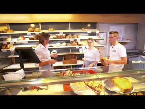 Junges Paar übernimmt Bäckerei | SWR | Landesschau Rheinland-Pfalz