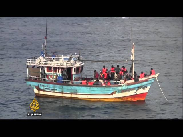 Did Australia pay people smugglers to turn back boats?
