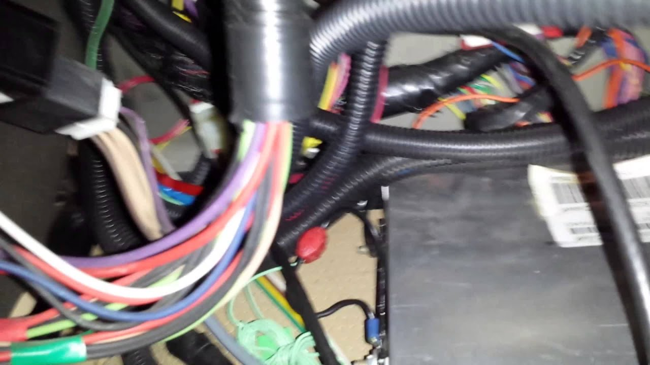 20140112 hummer fuel filter fix gauges fix and egt thermo coupler fix [ 1280 x 720 Pixel ]