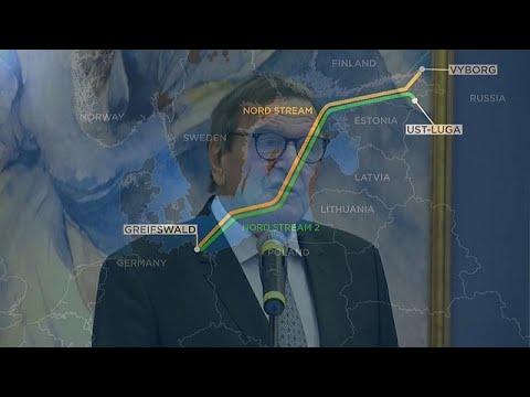 Nord Stream 2: Schröder kritisiert Kritik an Pipeline