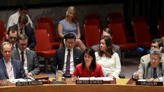 Nikki Haley warns North Korea at UN (full remarks)