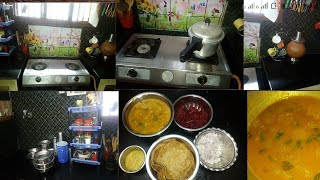 Morning 5.30 to 10 routine || Morning kitchen cleaning routine|| Preparing breakfast and lunch